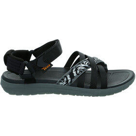Teva Sanborn Sandals Women thena gray/black